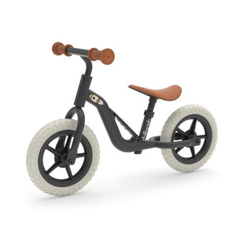 Bicicletă fără pedale Chillafish Charlie - Negru